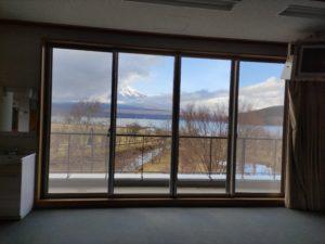 山中湖で富士山を眺めながらの朝ヨガ教室に行ってきました!交流プラザきらら