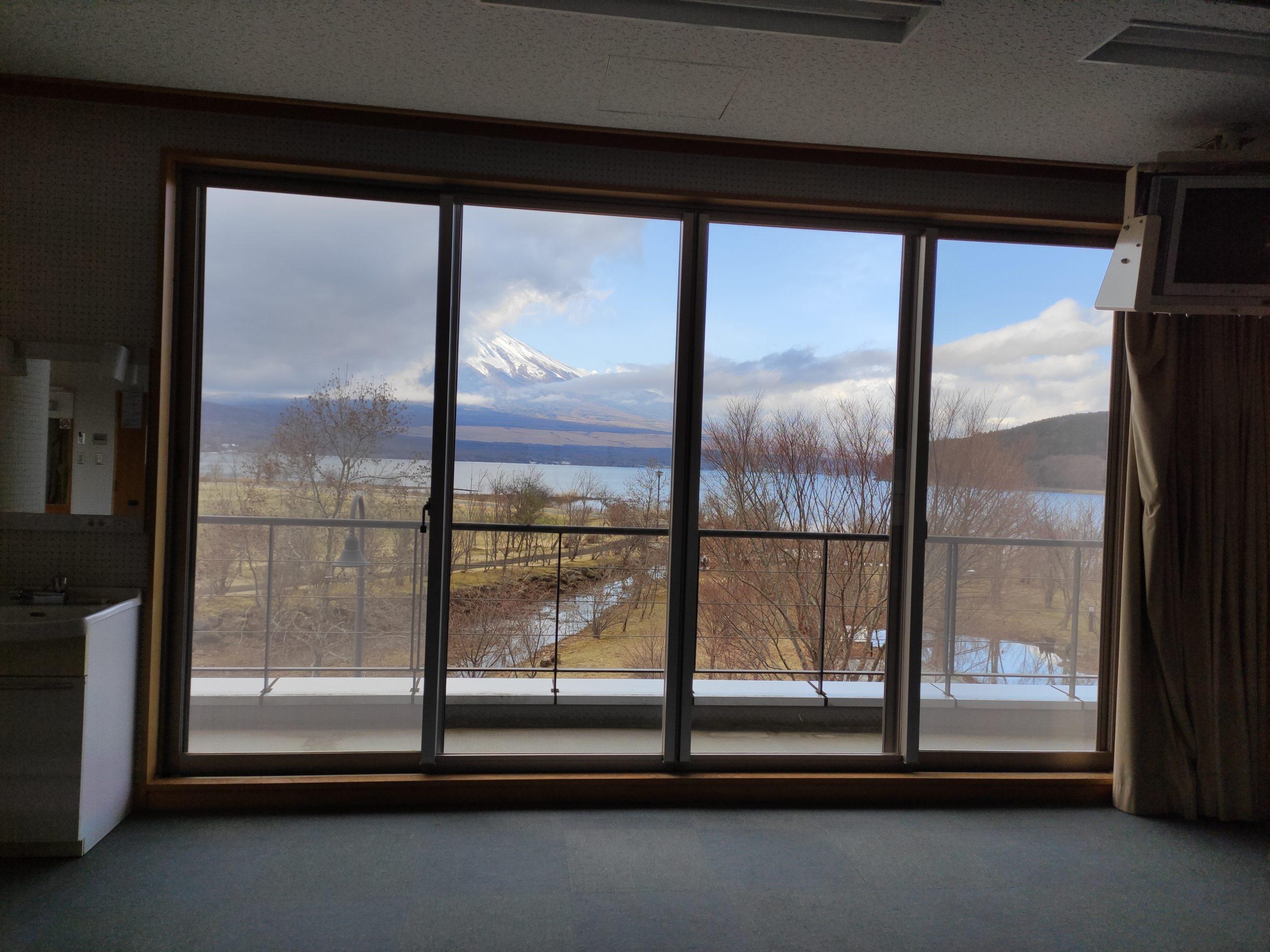 山中湖で富士山を眺めながらの朝ヨガ教室に行ってきました!交流プラザきらら post thumbnail image